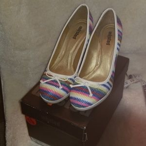 Unlisted brand heels size 10